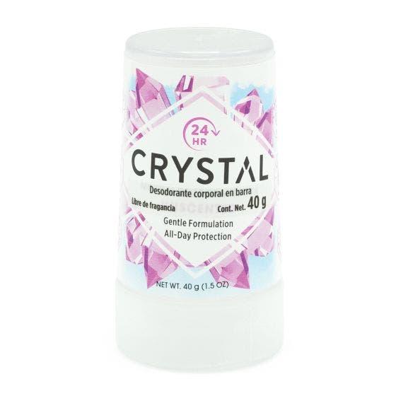 Crystal Desodorante Corporal en Barra - 1.5 oz