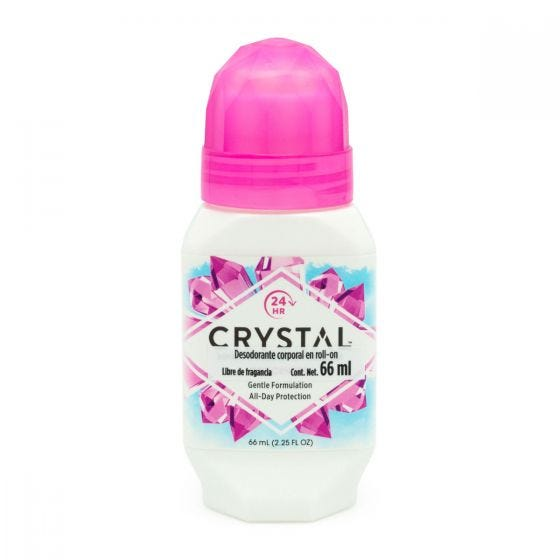 Crystal Desodorante Corporal en Roll-on - 2.25 oz