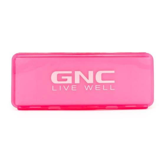 GNC Pastillero Organizador 7 Días - 7 Divisiones