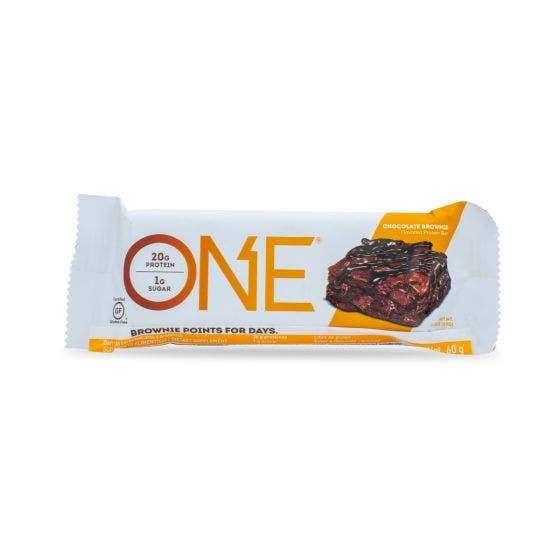 ONE Barra de Proteína -Brownie de Chocolate