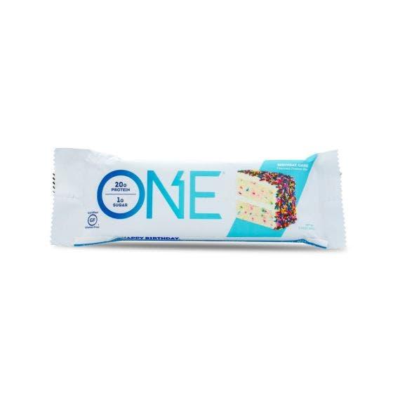ONE Barra de Proteína Pastel de Cumpleaños - 60 gr
