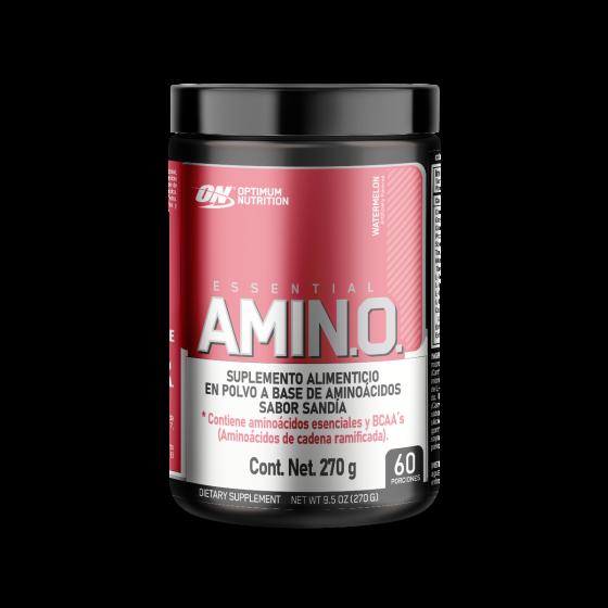 Optimum Nutrition Essential Amino BCAAs aminoácidos Ramificados Sandía - 270 gr