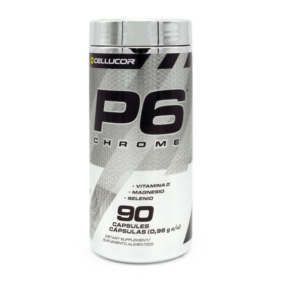 Cellucor P6 Chrome - 90 Cápsulas