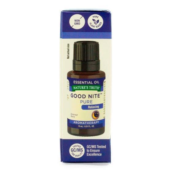 Nature's Truth Aceite Esencial de Mezcla Herbal Buena Noche - 15 ml