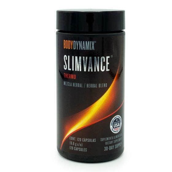 Bodydynamix Quemador Slimvance - 120 Cápsulas