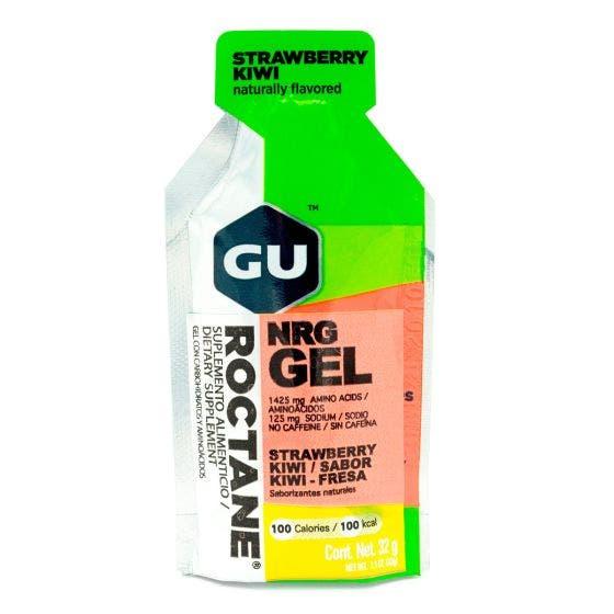 GU Gel Roctane Fresa y Kiwi - 32 gr
