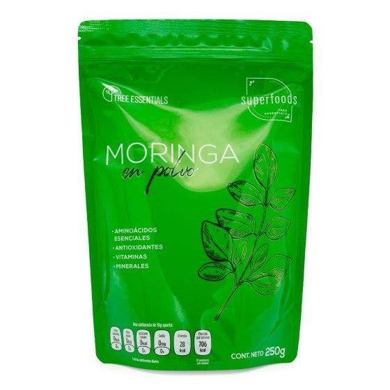 Tree Essentials Superfood Moringa en Polvo - 250 gr