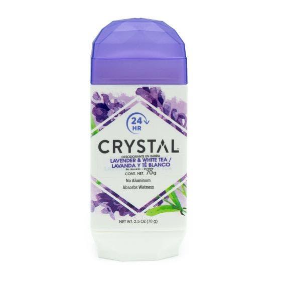 Crystal Desodorante Corporal en Roll-on Lavanda - 2.5 oz