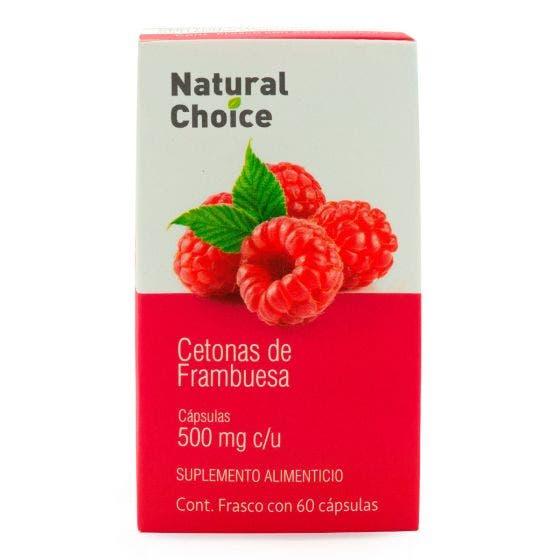 Natural Choice Cetonas de Frambuesa - 500 ml