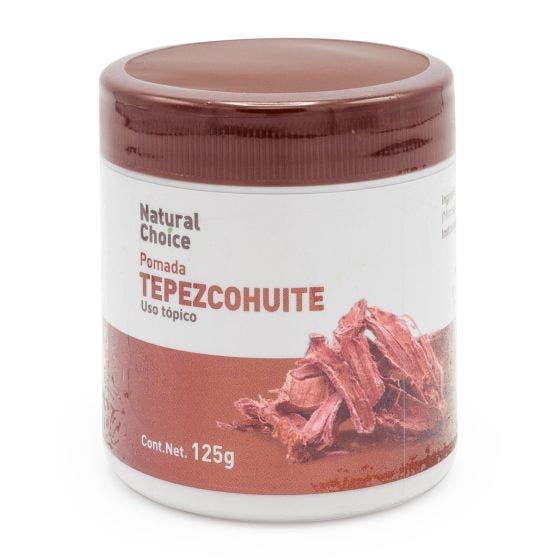 Natural Choice Pomada de Tepezcohuite - 125 gr
