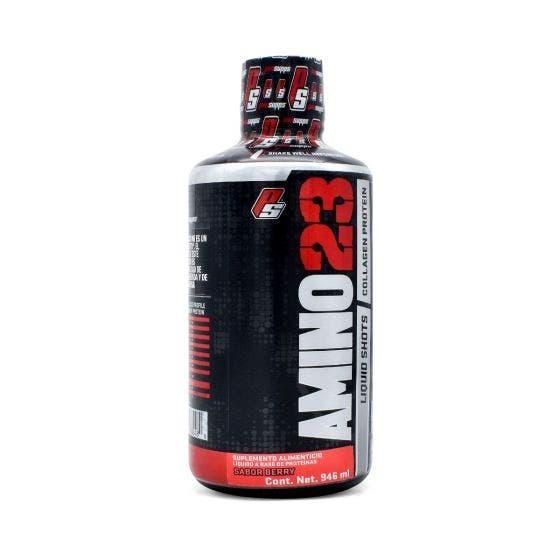 ProSupps Amino 23 Aminoácidos Moras -946 Mililitros
