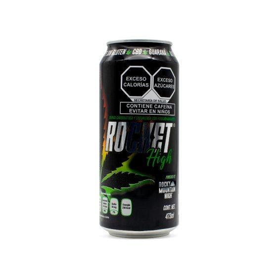 CBD Life Rocket High Bebida con CBD - 473 ml