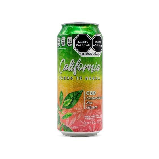 CBD Life -California -Bebida con CBD Té Helado - 473 ml