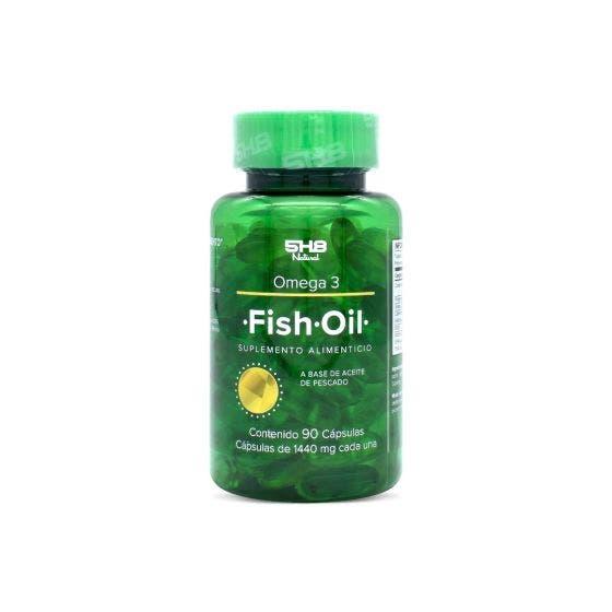 5H8 Natural Fish Oil - 90 Caps