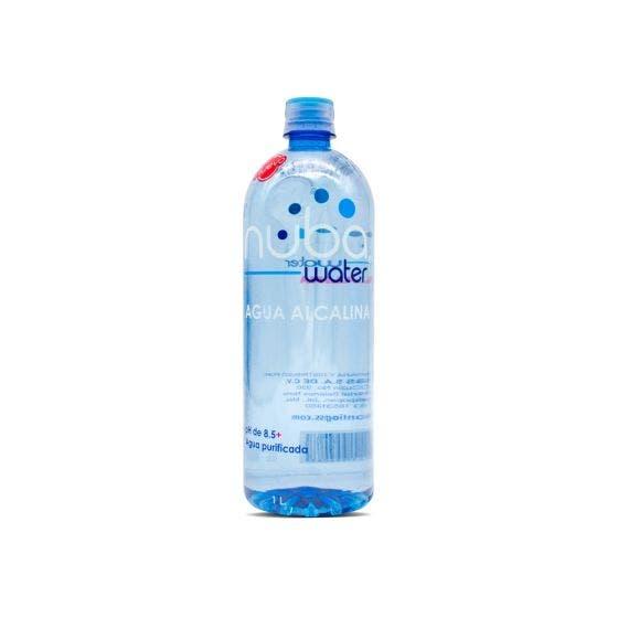 Nuba Agua Alcalina pH 8.5+ N/A 1L