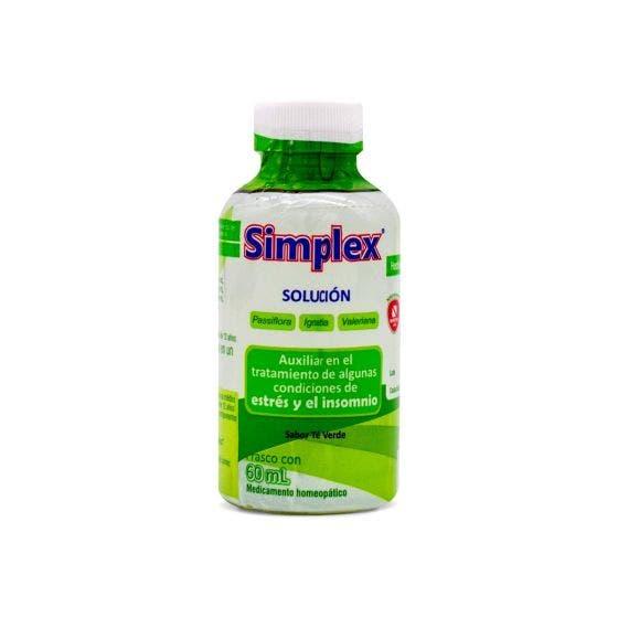 Nartex Simplex Shot Té Verde -60 ml