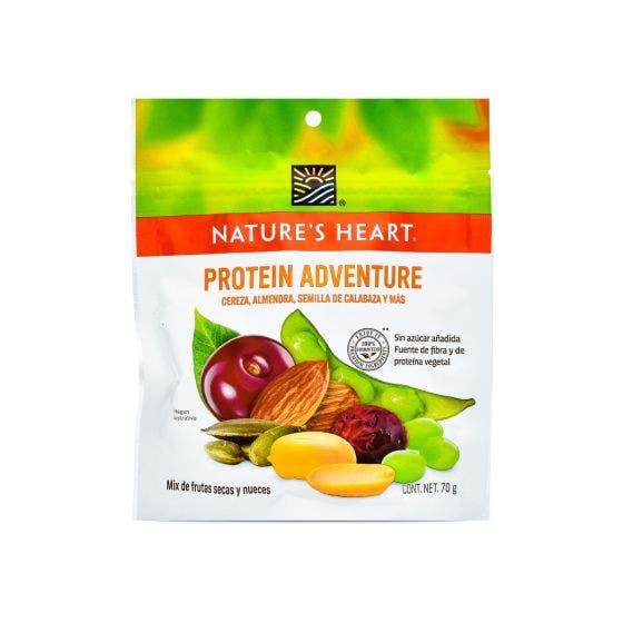Terrafertil Nature´s Heart Protein Adventure -- 70 Gramos