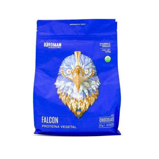 Birdman Falcon Proteina Vegetal Chocolate - 1.8 kg
