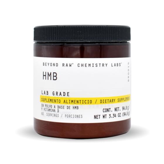 Beyond Raw Chemistry Labs HMB