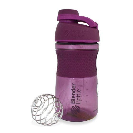 Blender Bottle Shaker Deportivo Magenta - 20 oz