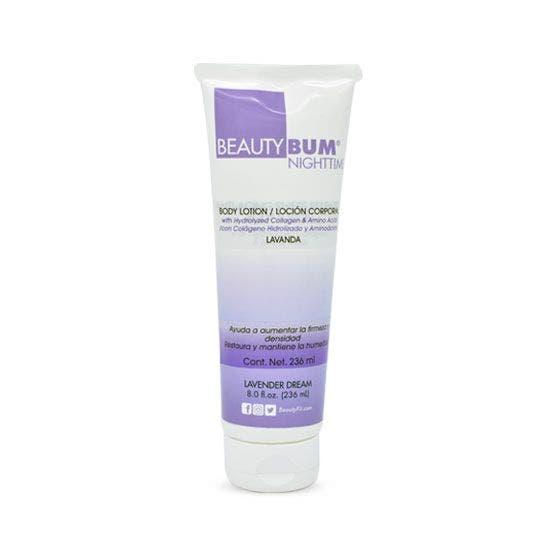 Beauty Bum Loción Corporal Antienvejecimiento con Colágeno Lavanda - 236 ml