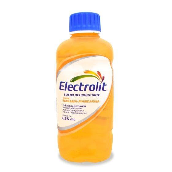 Electrolit Suero Rehidratante Naranja-Mandarina - 625 ml