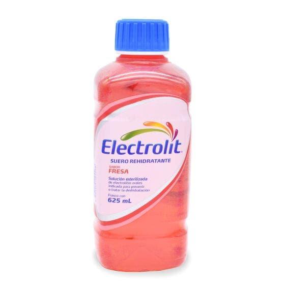Electrolit Suero Fresa - 625 ml