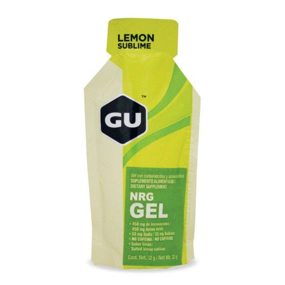 GU Gel -Limón
