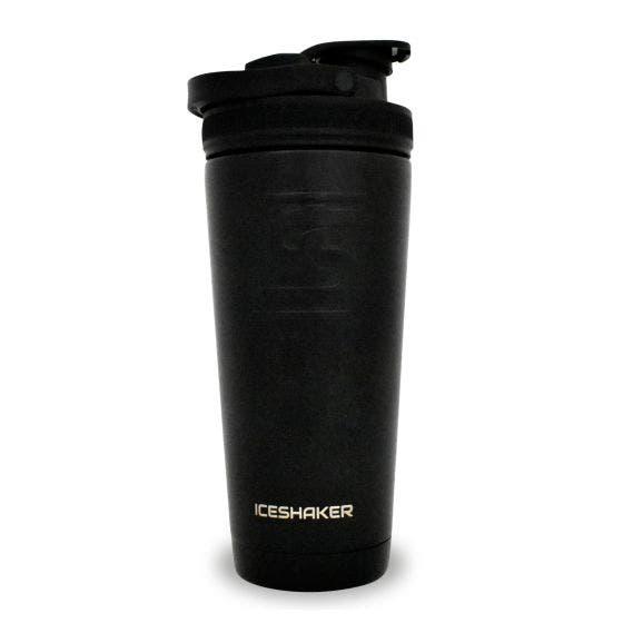 Ice Shaker Térmico Negro - 26 oz