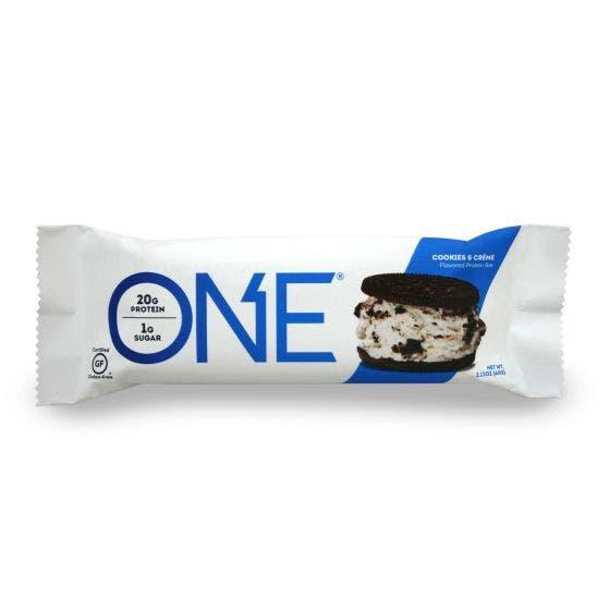 ONE Barra de Proteína -Galletas con Crema