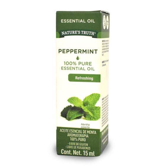 Nature's Truth Aceite Esencial de Menta - 15 ml