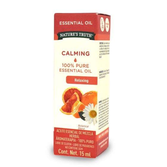 Nature's Truth Aceite Esencial de Mezcla Herbal Calming - 15 ml