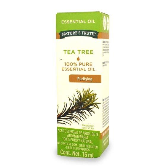 Nature's Truth Aceite Esencial de Árbol de Té - 15 ml