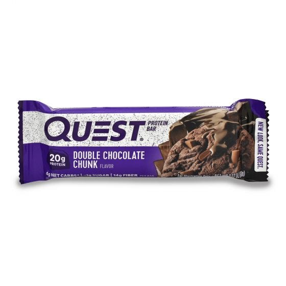 Quest Nutrition Barra de Proteína -Doble Chocolate