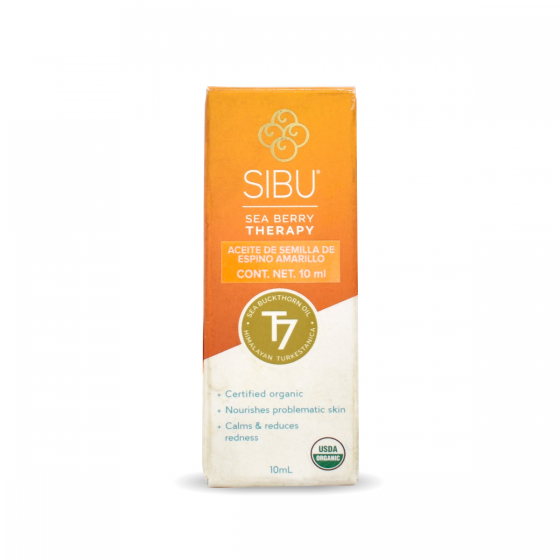 SIBU Aceite Dérmico de Baya de Mar - 10 ml