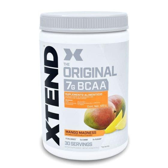 Xtend BCAA aminoácidos Ramificados Mango - 420 gr